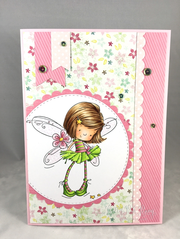 Whimsy Flower Fairy 2 WM