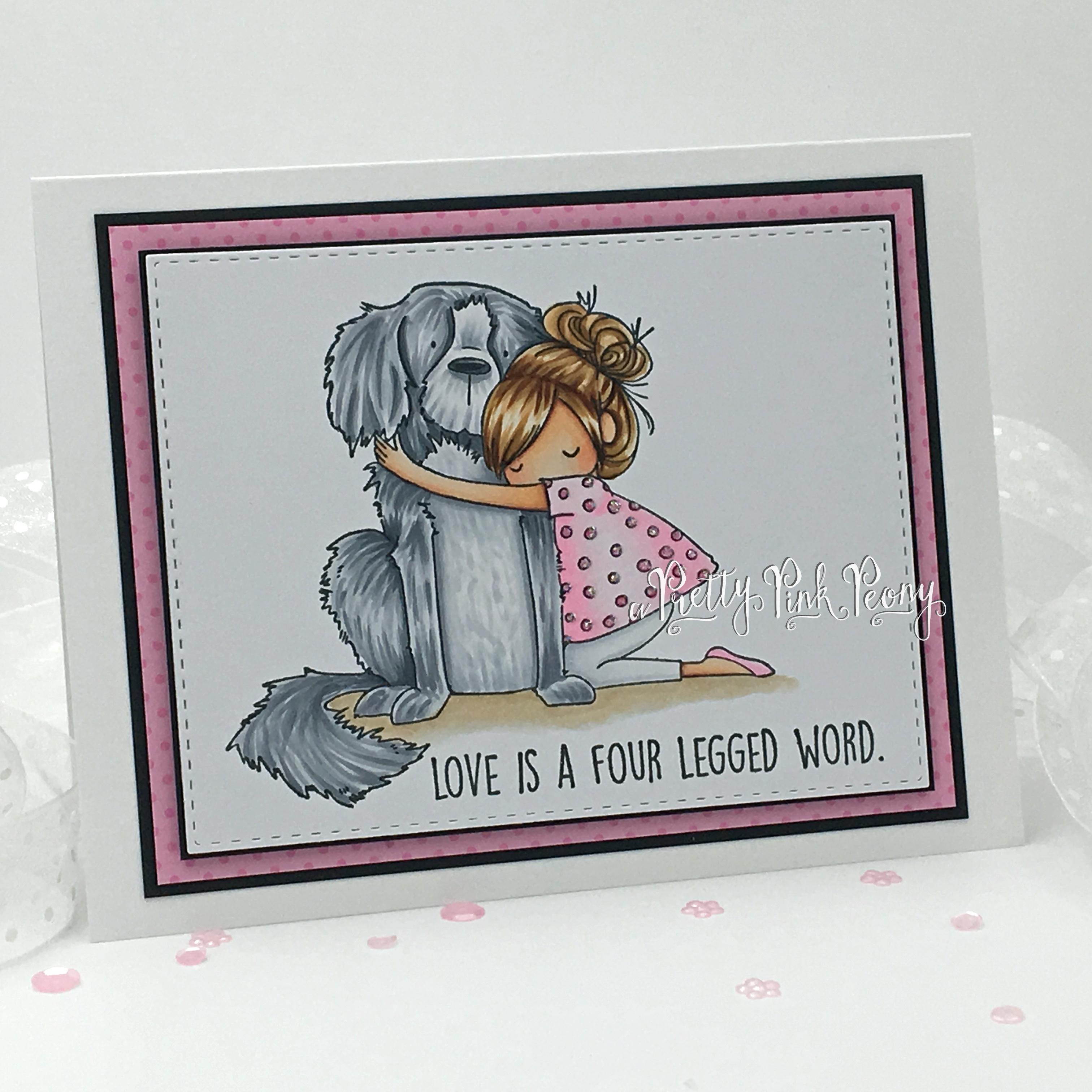 Love is a Four Legged Word1