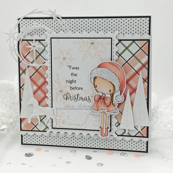 3 Little Christmas Girls1