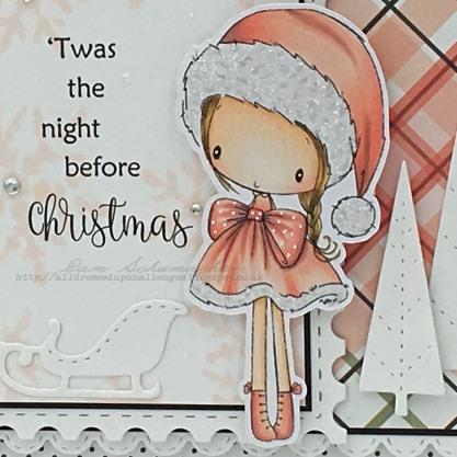 3 Little Christmas Girls2