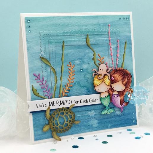 Mermaid Couple1