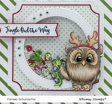 Jingle Owl the Way
