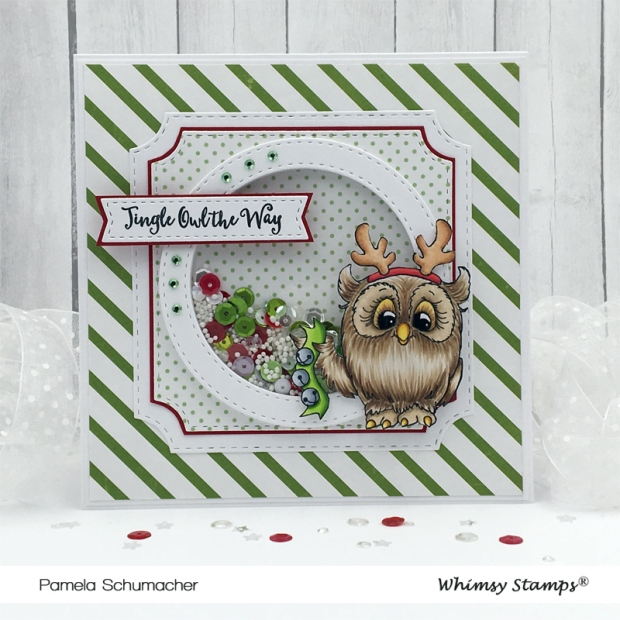 Pam_Happy-Owlidays_Pierced-&-Nested-Circles_Notched-Squares-Die_Quick-Strips-Die