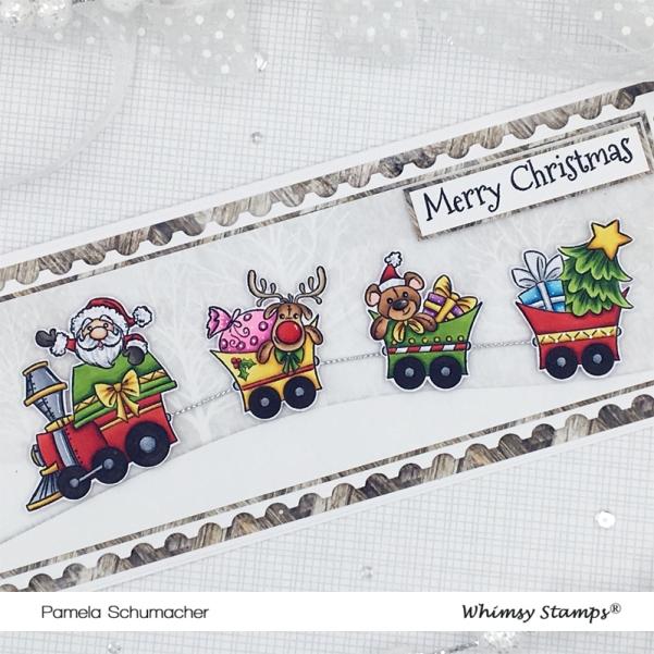 Santa's-Train