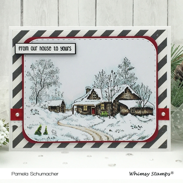 Pam-Schumacher_Wintry-Cabin_Rounded-Rectangles-Die_Kinetic-Straight-Basics-Die-Set