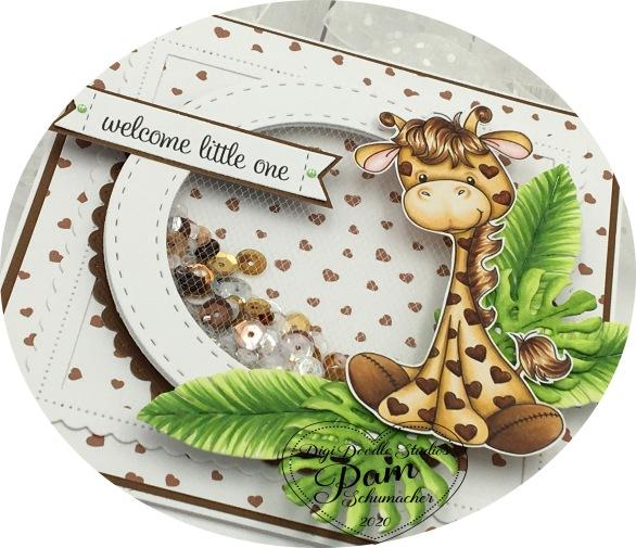 Digi Doodle Giraffe4