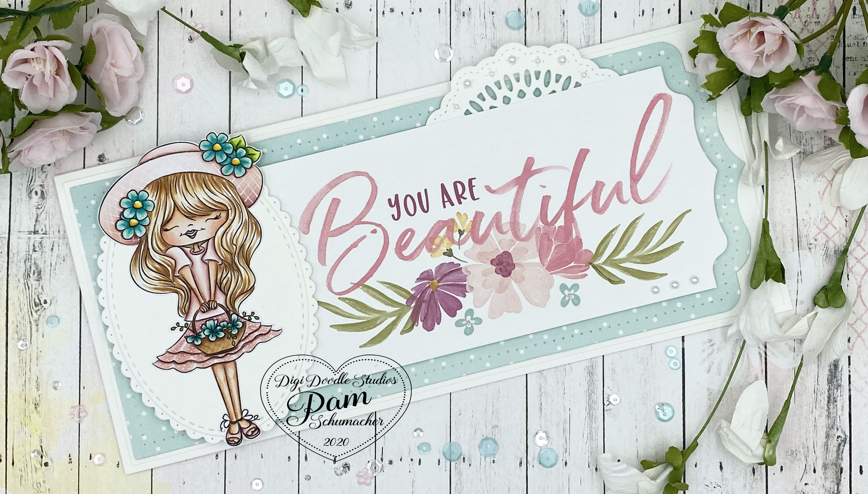DD you are beautiful2
